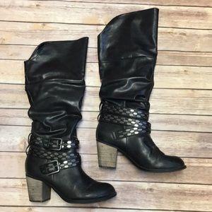 Diba Slouchy Boots